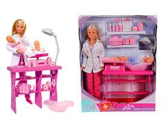 """Кукла Штеффи """"Детский врач"""", 29 см Steffi"""