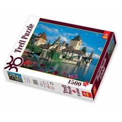 """Пазл """"Замок Оберхофен, Швейцария"""" 26102 (1500 элементов)"""