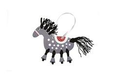Набор для создания глиняной лошадки Буцефал