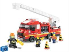 Конструктор Пожарный автокран