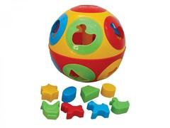 Развивающая игрушка «Умный малыш Колобок ТехноК», арт. 2926