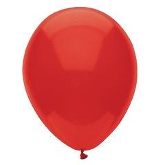 №119 Декоратор. Красный. С гелием. 30 см.