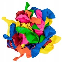 Ненадутые шары без рисунка. Оттенки Пастель и Декоратор (цвета по номерам ниже) 30 см.
