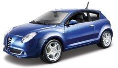 Сборная модель автомобиля 1:24 WB Alfa MiTo (Альфа Ромео Мито)