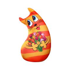 Игрушка антистресс Котик желтый