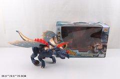 Музыкальная игрушка Динозавр звук, ходит