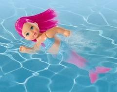 Кукла Эви Русалочка, 12 см Evi Love Swimming Mermaid