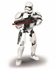 Конструктор Decool Звездные войны 9018 Штурмовик Первого Ордена (81 деталь)