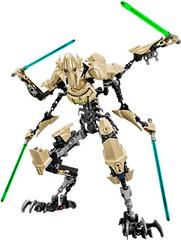 Конструктор Звездные войны Генерал Гривус (9016)