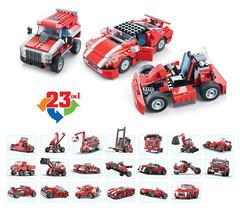 Конструктор Транспорт 23 в 1 (3110)