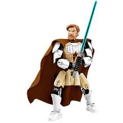 Конструктор Decool Звездные войны Оби-Ван Кеноби 9013 (83 детали)