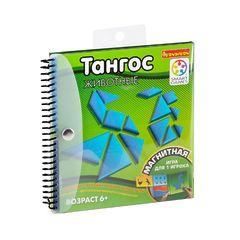 """""""Тангос Животные"""" - магнитная компактная игра для путешествий SMARTGAMES"""