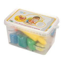 """Набор для детской лепки """"Тесто-пластилин 12 цветов"""" TA1068V"""