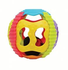 """Игрушка: Развивающий мячик-погремушка """"Занимательный шар"""" 4083681"""