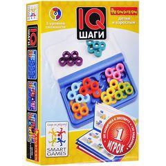 Логическая игра  IQ-Шаги