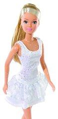 Кукла Штеффи в белом летнем платье, 29 см Steffi Love White Party - 3 вида