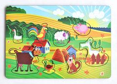 """Рамка-вкладка """"Веселая ферма"""""""