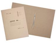 Папка-скоросшиватель Дело, картон