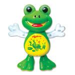 Танцующая лягушка