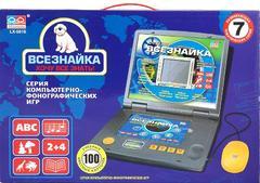 """Детский компьютер """"Всезнайка"""" 561S"""