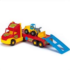Игровой набор Super Truck - Эвакуатор с трактором