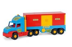 Машина Super Truck - Фургон