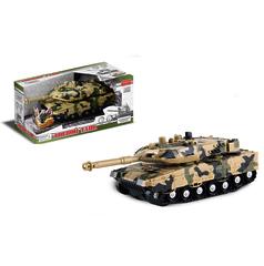 Боевой инерционный танк (звук, свет), 1:32