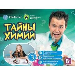 """Набор """"Опыты профессора Николя"""" - Тайны химии"""