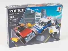 Конструктор Полиция AUSINI (23417)