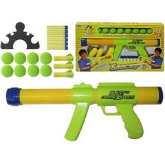"""Детское оружие """"Бластер"""" с мягкими пулями"""