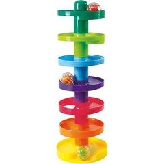 Развивающая игрушка Башенка с шариками Плей го