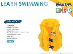 Жилет надувной, детский, спасательный SWIM KID SWIM VEST B JL046088NPF