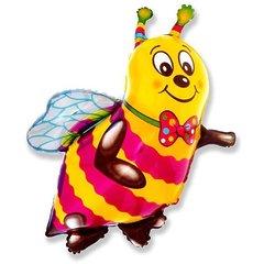 №248 Фигура с гелием. Пчёлка. 80 см*97 см.