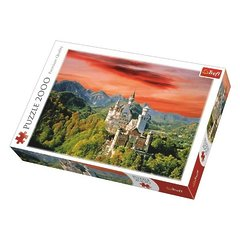 Пазл Замок Нойшвантайн Бавария 27050 (2000 элементов)