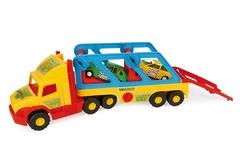 Эвакуатор Super Truck с авто-купе