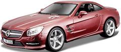 Модель автомобиля 1:24 - Mercedes Benz SL500 (Мерседес Бенц)