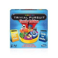 Настольная игра Trivial pursuit. Семейное издание