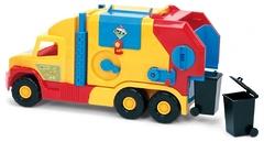 Игрушечный мусоровоз (малый) Super Truck