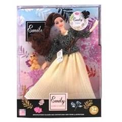 Кукла Эмили с аксессуарами QJ070D