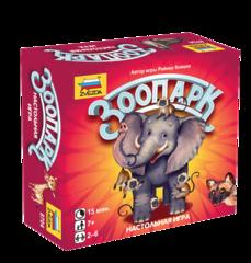 Настольная игра Зоопарк