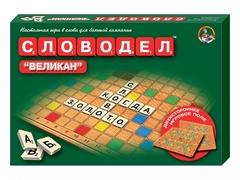 «Словодел Великан», настольная игра