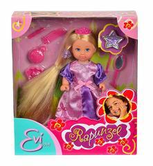 Кукла Эви Рапунцель, 12 см Evi LOVE Rapunzel