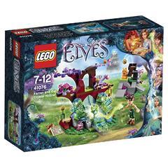 Lego Elves 41076 Фарран и Кристальная Лощина