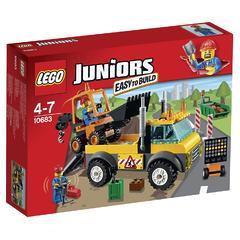 Конструктор LEGO Juniors 10683 Дорожные работы