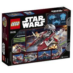 Конструктор LEGO Star Wars 75135 Перехватчик джедаев Оби-Вана Кеноби