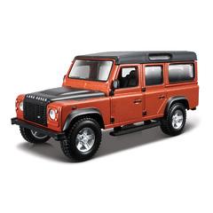 Bburago 18-45127 Сборная модель автомобиля 1:32 СТРИТ ФАЙЕР - Лэнд-ровер
