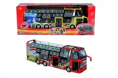 Dickie 203314322 Автобус Туристический двухэтажный,29 см