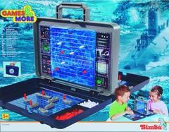 Simba 106100335 Игра настольная Морской бой