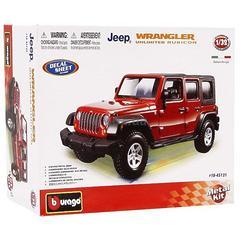 Bburago 18-45121 Сборная модель автомобиля 1:32 СТРИТ ФАЙЕР - Джип