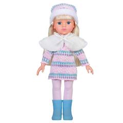 Интерактивная кукла Карапуз в зимней одежде, 33 см